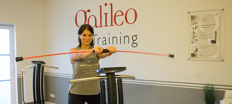 Galileo®-Vibrations-Training